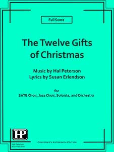 The Twelve Gifts of Christmas cover