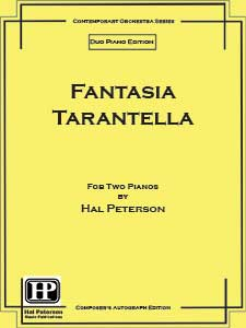 Fantasia 2 Pianos cover