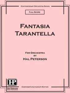 Fantasia Full Score cover