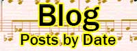 Blog Posts by date