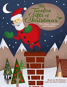 12 Gifts Part Set Cover+